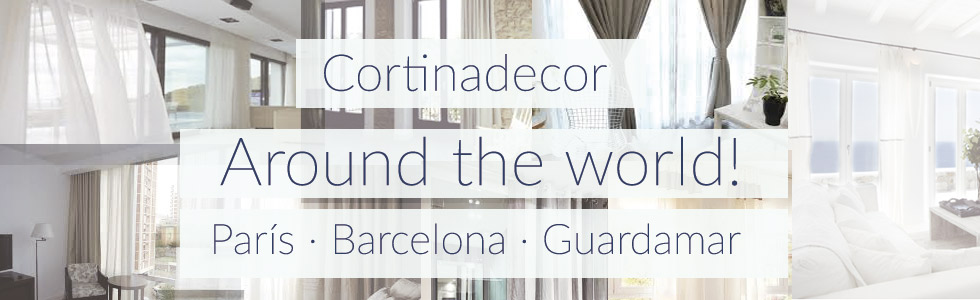 CORTINADECOR AROUND THE WORLD