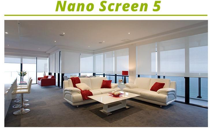 Estores enrollables nano screen 5