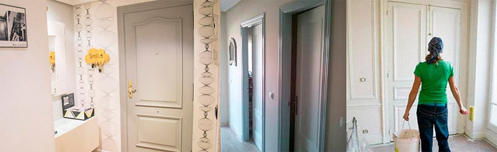 pintar-puertas