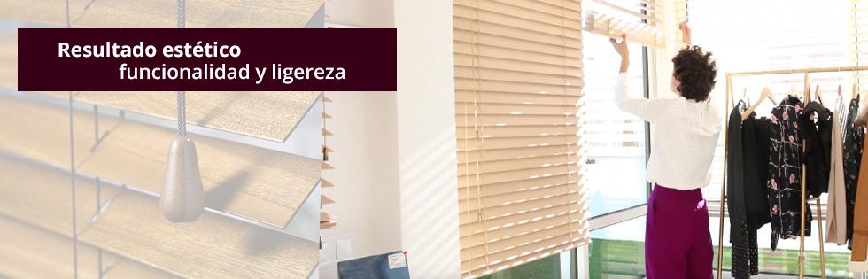 venecianas de madera cortinadecor balamoda 2